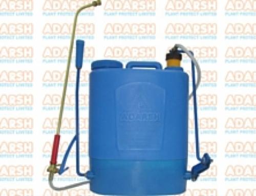 Adarsh Knapsack Sprayer – Plastic Tank