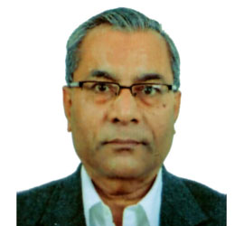 Arvind V Shah