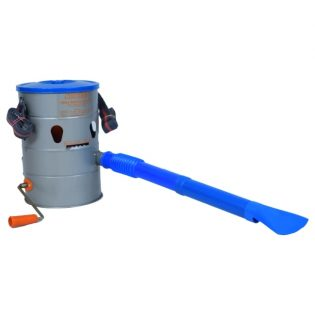 Hand Rotary Duster Agriculture Pesticide Powder Sprayer Dust Applicator