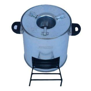 Smokeless Chulha Clean Cook Stove FireWood Angithi